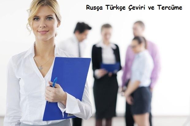 rusça türkçe çeviri ve tercüme
