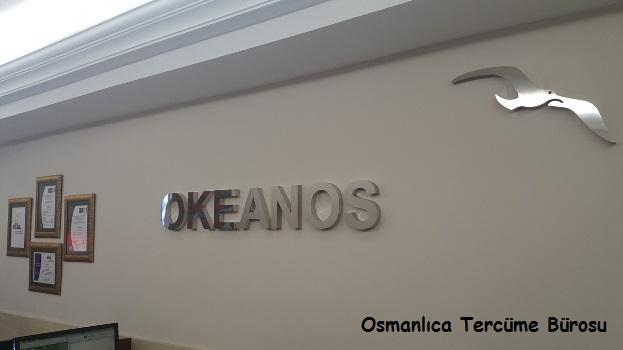osmanlıca tercüme bürosu