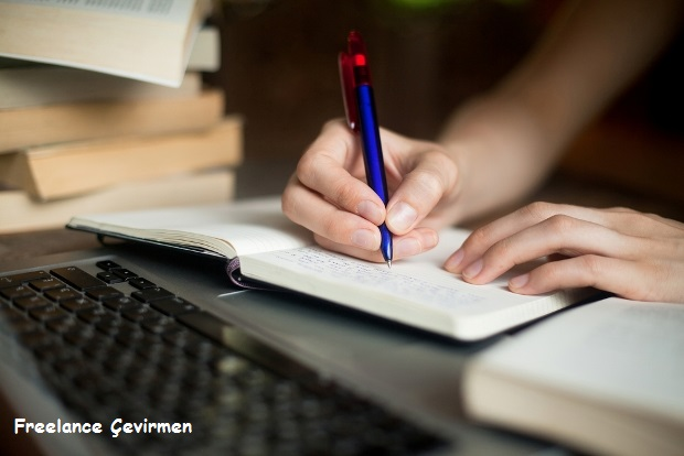 freelance çevirmen